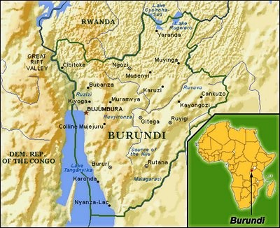 Burundi presentation culture people land travel and tourism